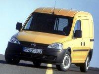 Opel Combo, C, Фургон, 2001–2005