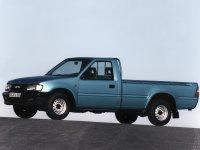 Opel Campo, 1 поколение [рестайлинг], Пикап 2-дв., 1997–2001