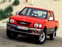 Opel Campo, 1 поколение [рестайлинг], Пикап, 1997–2001