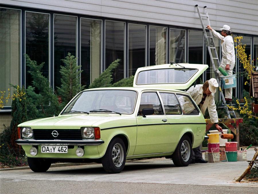 Opel Kadett универсал, C [рестайлинг] - отзывы, фото и характеристики на Car.ru