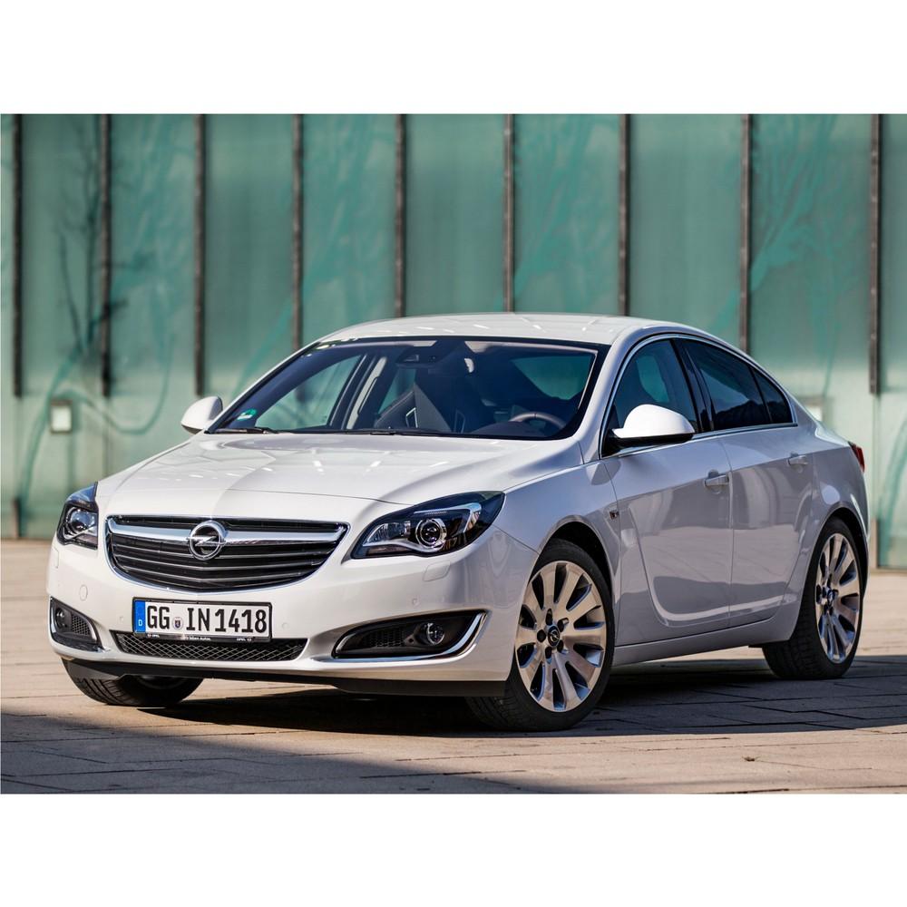 Opel Insignia седан, 2013–2016, 1 поколение [рестайлинг] - отзывы, фото и характеристики на Car.ru
