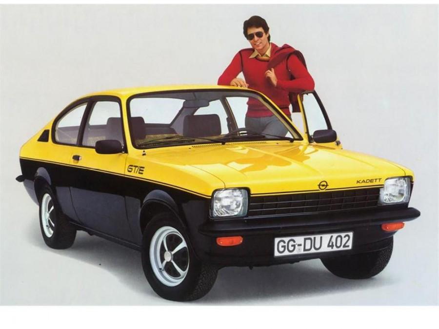 Opel Kadett GT/E купе 2-дв., 1972–1979, C - отзывы, фото и характеристики на Car.ru
