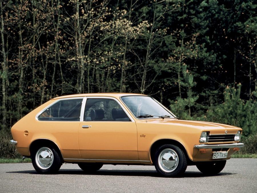 Opel Kadett City хетчбэк, 1972–1979, C - отзывы, фото и характеристики на Car.ru