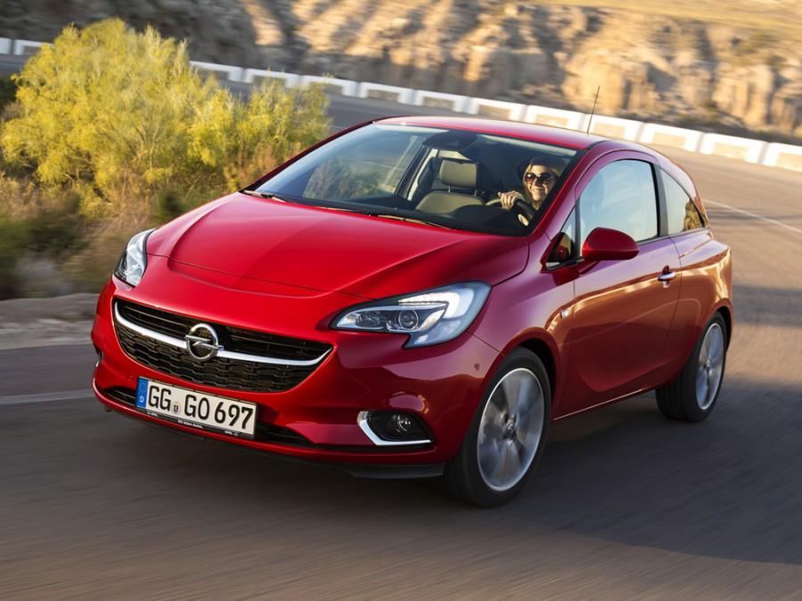 Opel Corsa хетчбэк 3-дв., 2014–2016, E - отзывы, фото и характеристики на Car.ru