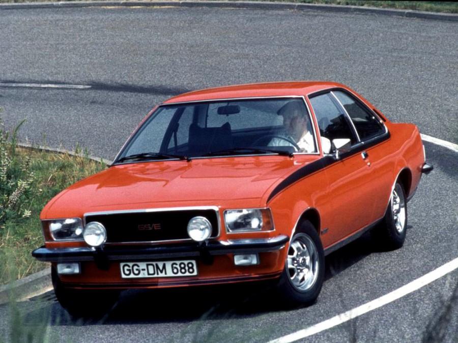 Opel Commodore седан 2-дв., B - отзывы, фото и характеристики на Car.ru