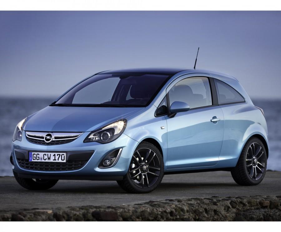 Opel Corsa хетчбэк 3-дв., 2010–2016, D [рестайлинг] - отзывы, фото и характеристики на Car.ru