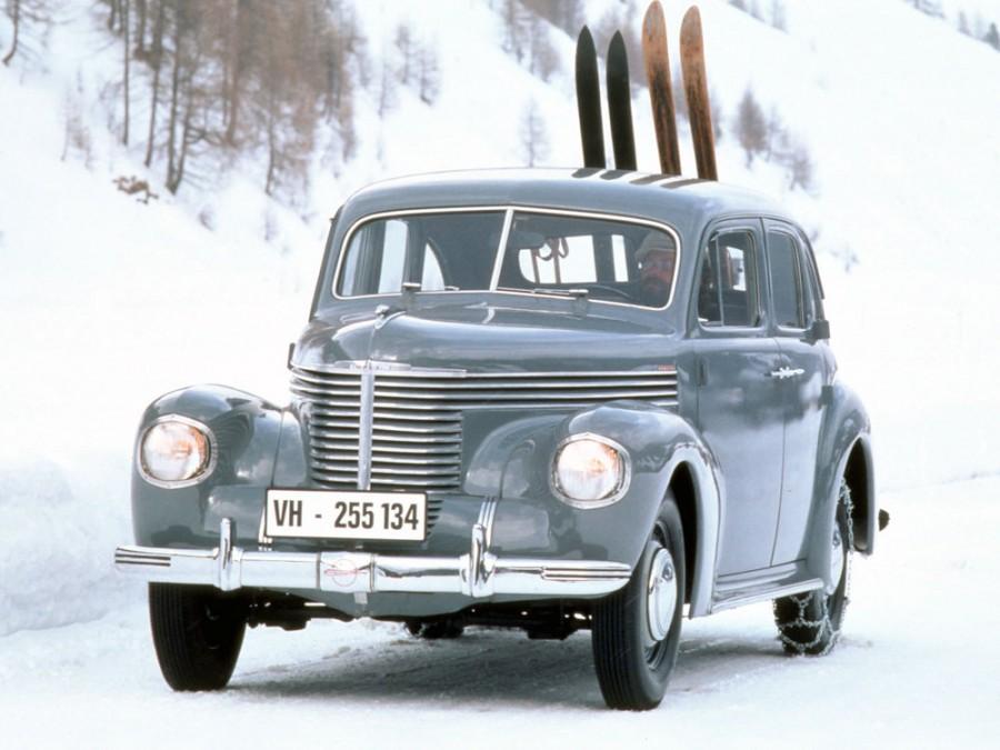 Opel Kapitan седан 4-дв., 1 поколение - отзывы, фото и характеристики на Car.ru