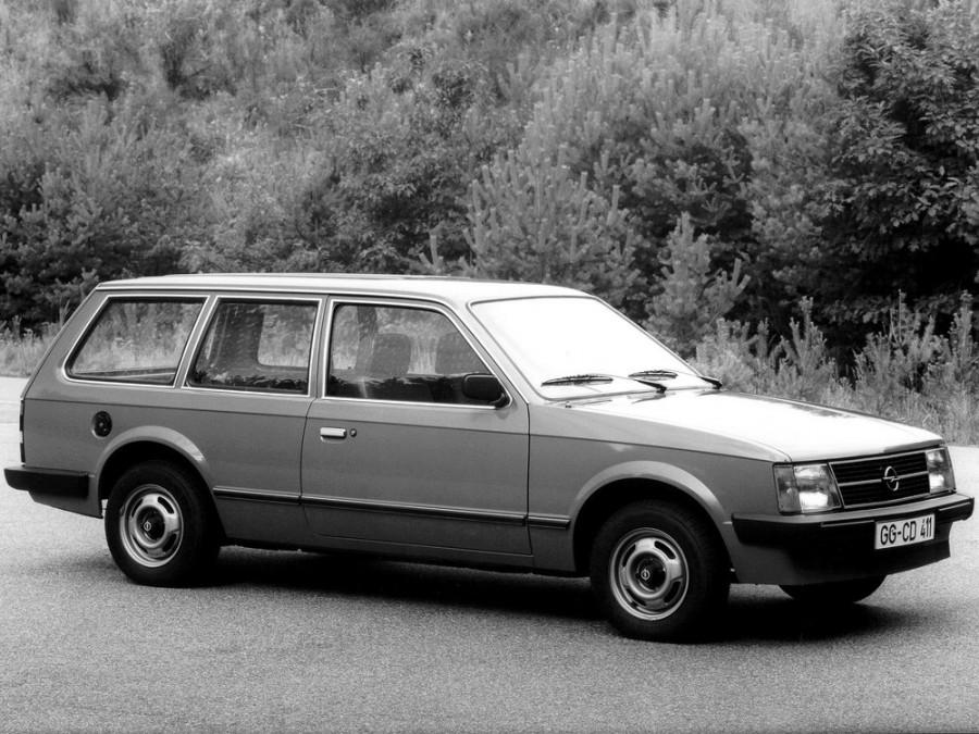 Opel Kadett универсал 3-дв., 1979–1984, D - отзывы, фото и характеристики на Car.ru