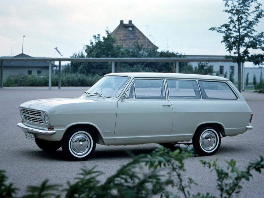 Opel Kadett универсал 3-дв., B - отзывы, фото и характеристики на Car.ru