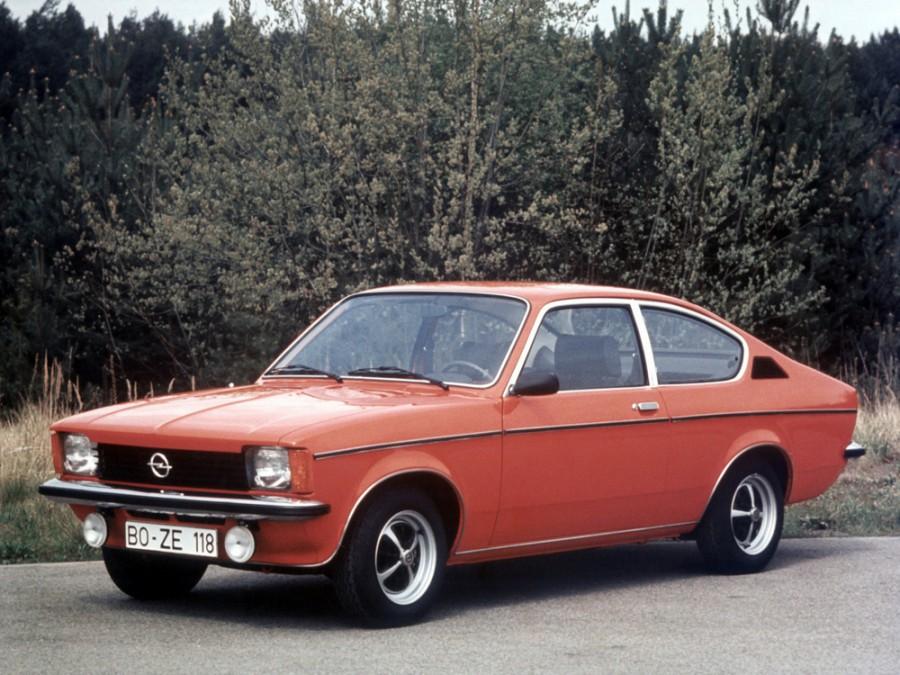 Opel Kadett купе, C [рестайлинг] - отзывы, фото и характеристики на Car.ru