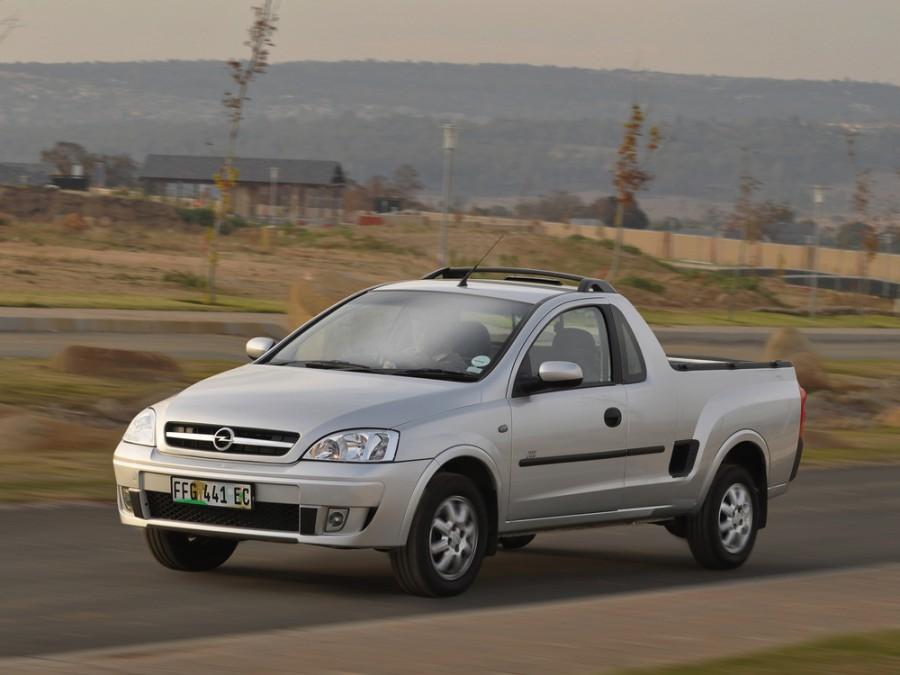 Opel Corsa пикап, 2003–2006, C [рестайлинг] - отзывы, фото и характеристики на Car.ru