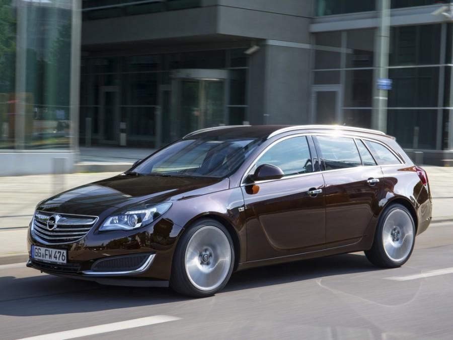 Opel Insignia Sports Tourer универсал 5-дв., 2013–2016, 1 поколение [рестайлинг] - отзывы, фото и характеристики на Car.ru