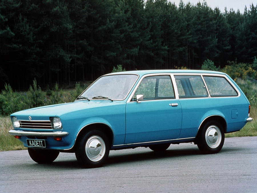 Opel Kadett Caravan универсал, 1972–1979, C - отзывы, фото и характеристики на Car.ru