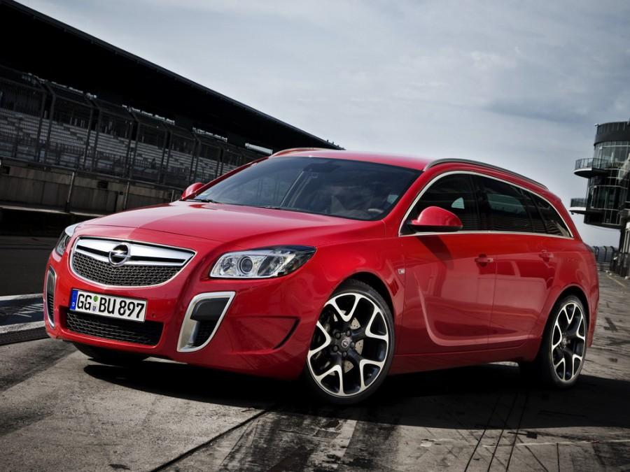 Opel Insignia Sports Tourer OPC универсал 5-дв., 2008–2016, 1 поколение - отзывы, фото и характеристики на Car.ru