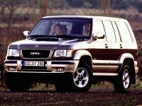 Opel Monterey, 1 поколение [рестайлинг], Внедорожник 5-дв., 1998–1999