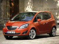 Opel Meriva, 2 поколение, Минивэн, 2010–2014