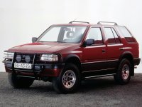 Opel Frontera, A, Внедорожник 5-дв., 1992–1998