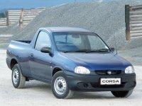 Opel Corsa, B [рестайлинг], Пикап, 1997–2000
