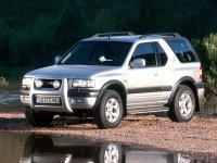 Opel Frontera, B, Sport внедорожник 3-дв., 1998–2004