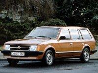Opel Kadett, D, Универсал, 1979–1984