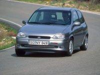 Opel Corsa, B, Gsi хетчбэк 3-дв., 1993–2000