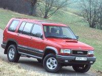 Opel Monterey, 1 поколение, Внедорожник 5-дв., 1992–1998
