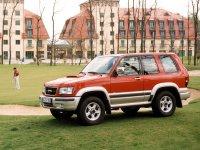 Opel Monterey, 1 поколение [рестайлинг], Внедорожник 3-дв., 1998–1999