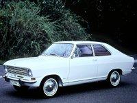 Opel Kadett, B, Ls фастбэк