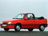 Opel Kadett, E [рестайлинг], Кабриолет