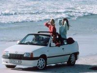 Opel Kadett, E, Кабриолет, 1983–1991