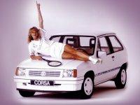 Opel Corsa, A [рестайлинг], Steffi graf special хетчбэк 3-дв.