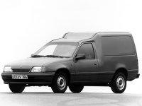 Opel Kadett, E [рестайлинг], Combo фургон