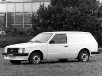 Opel Kadett, D, Фургон, 1979–1984