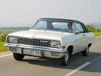 Opel Diplomat, A, Купе, 1964–1968
