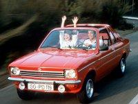 Opel Kadett, C, Aero тарга, 1972–1979