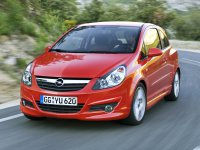 Opel Corsa, D, Gsi хетчбэк 3-дв., 2006–2011