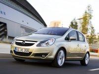Opel Corsa, D, Хетчбэк 5-дв., 2006–2011