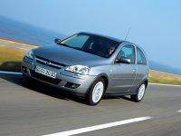 Opel Corsa, C [рестайлинг], Хетчбэк 3-дв., 2003–2006