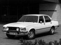 Opel Commodore, B, Седан