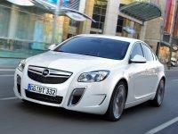 Opel Insignia, 1 поколение, Opc седан 4-дв., 2008–2016