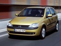 Opel Corsa, C, Хетчбэк 5-дв., 2000–2003