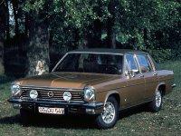 Opel Diplomat, B, Седан, 1969–1977