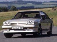 Opel Manta, B [рестайлинг], Купе, 1982–1988
