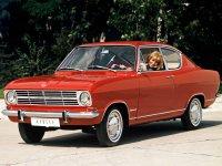 Opel Kadett, B, Купе