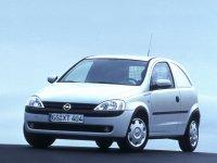 Opel Corsa, C, Фургон 2-дв., 2000–2003