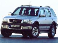 Opel Frontera, B, Внедорожник 5-дв., 1998–2004