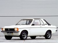 Opel Kadett, C [рестайлинг], Aero тарга