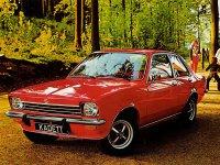 Opel Kadett, C, Седан 4-дв., 1972–1979