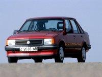 Opel Corsa, A, Седан 4-дв., 1982–1993