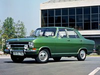 Opel Kadett, B, Седан 4-дв.